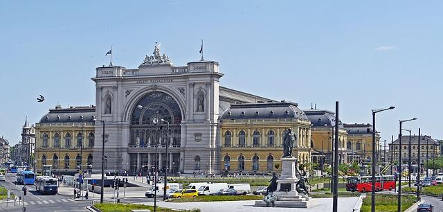 ヨーロッパの駅