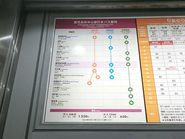 鹿児島空港バス