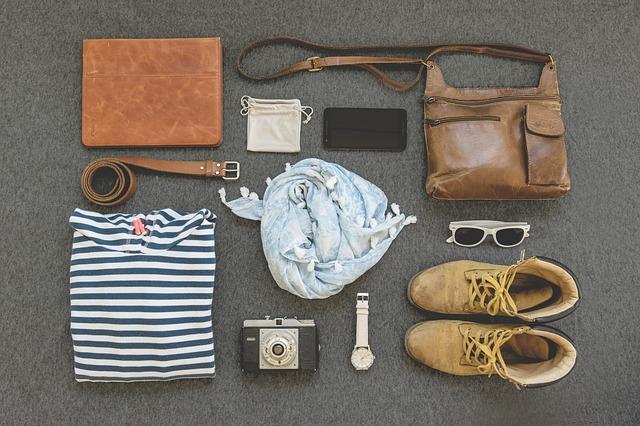 旅行の準備