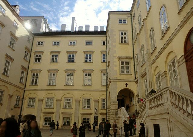 ウィーン スイス宮