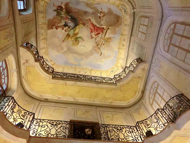 プラハ城ロジュンベルク宮殿