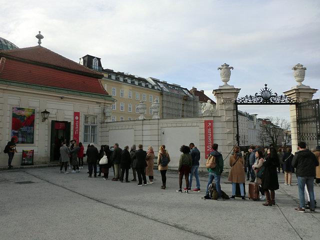 ウィーン・ベルヴェデーレ宮殿