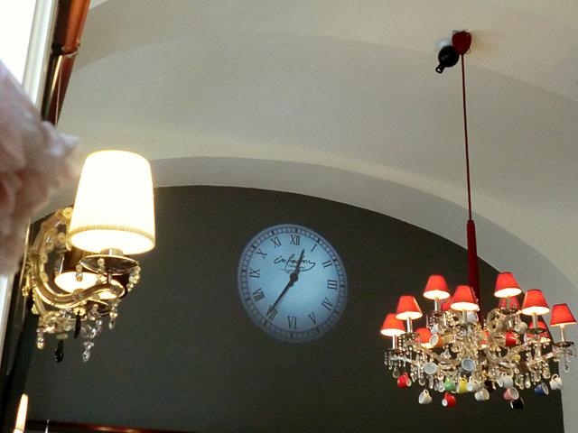 ウィーンのカフェ・ディグラス