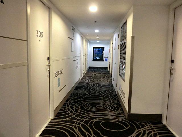 ウィーン ホテルノボテル