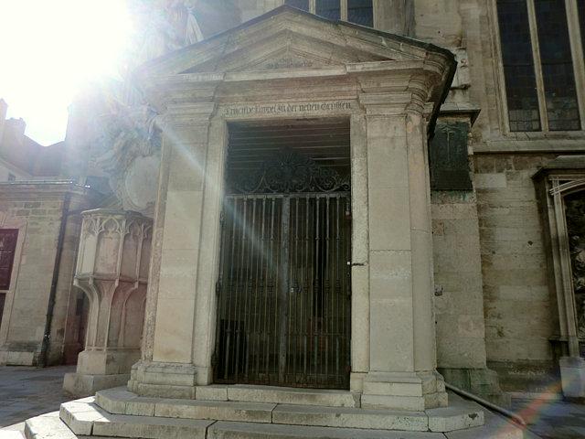 クルツィフィクス礼拝堂