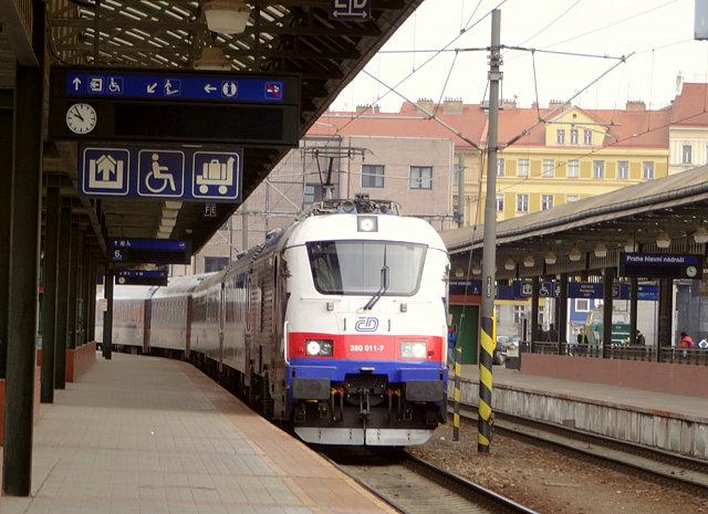 チェコ鉄道