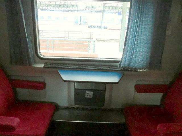 チェコ鉄道電車