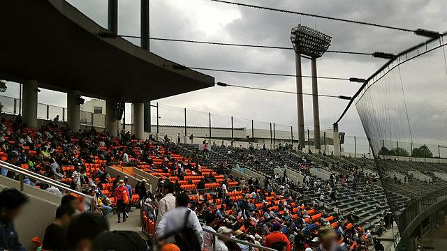県営大宮球場