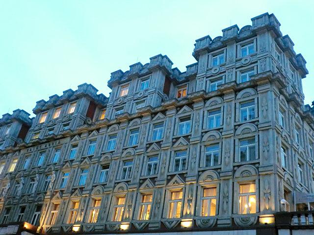 プラハ アドリア宮殿