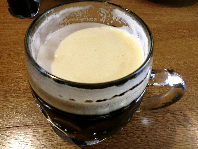 HUSAの黒ビール