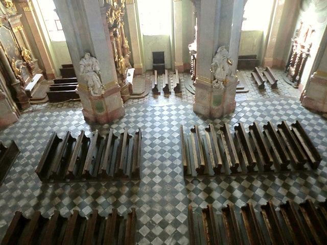 プラハ 聖ミクラーシュ教会