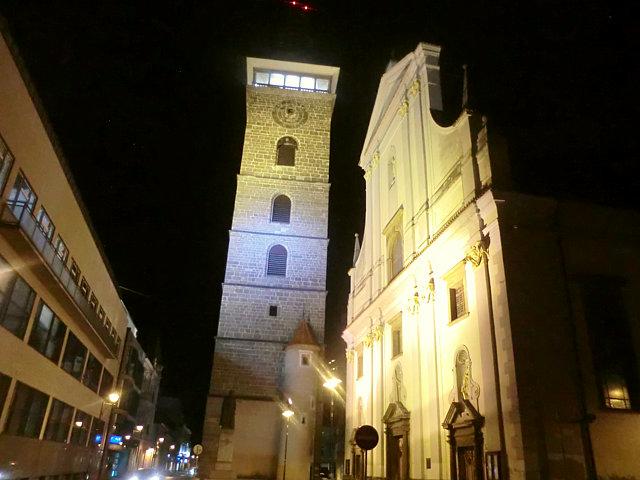 チェスケー・ブディェヨヴィツェの黒塔