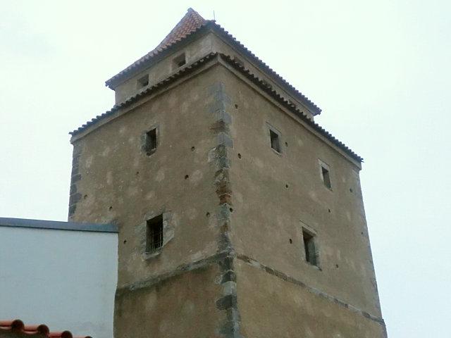 チェスケー・ブディェヨヴィツェの塔