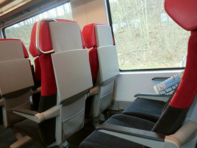 オーストリア鉄道電車
