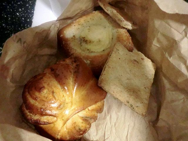 チェスケー・ブディェヨヴィツェのパン屋さん