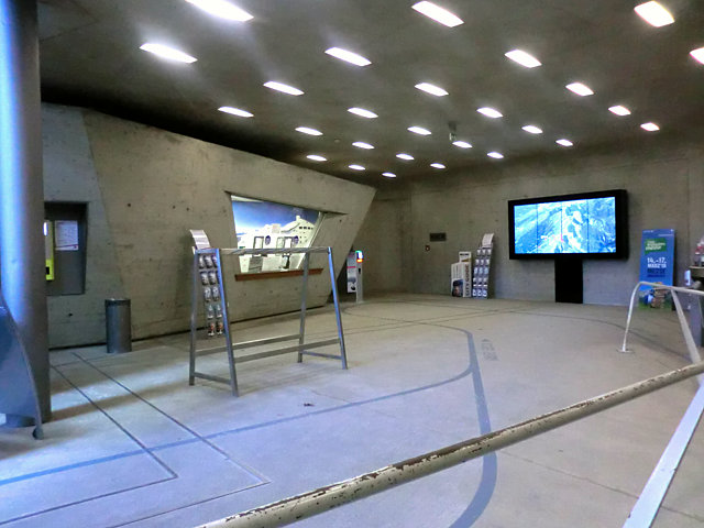 インスブルックのコングレス駅