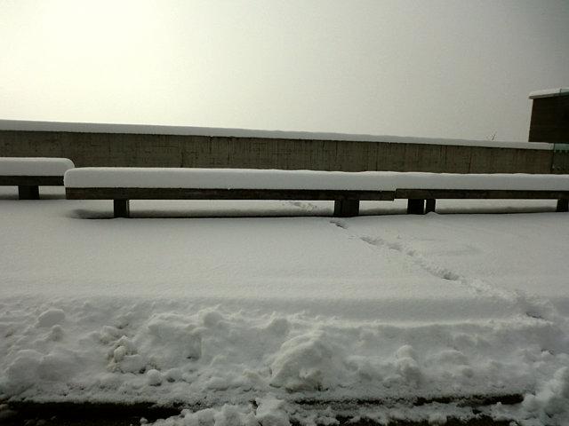 フンガーブルクの展望台