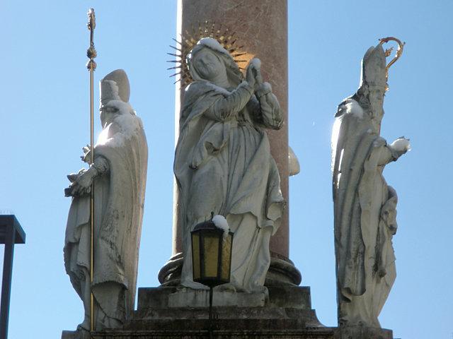 インスブルック聖アンナ記念柱