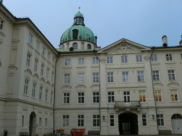 インスブルックの王宮