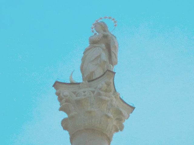 インスブルックの聖アンナ記念柱