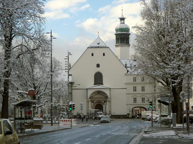 インスブルック宮廷教会