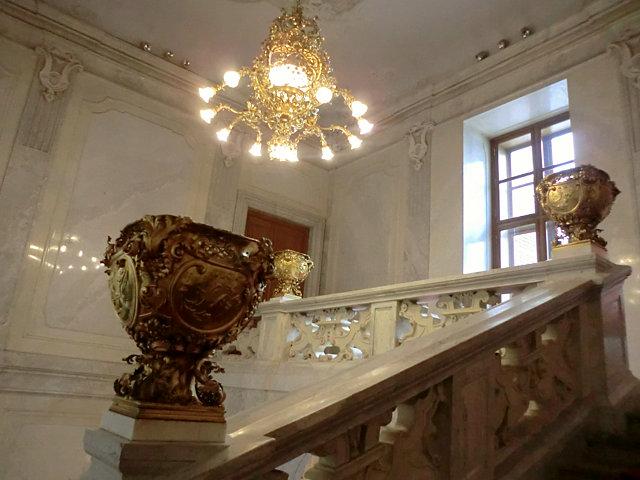 ホーフブルク旧王宮