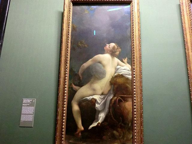 ウィーン美術史美術館コレッジョ