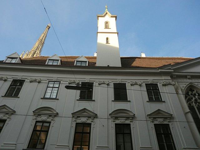 ウィーン ドイツ騎士団教会