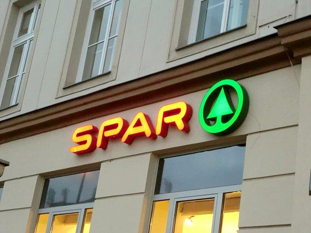 オーストリアのスーパー