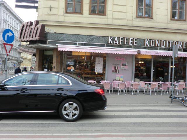 カフェ・アイーダ