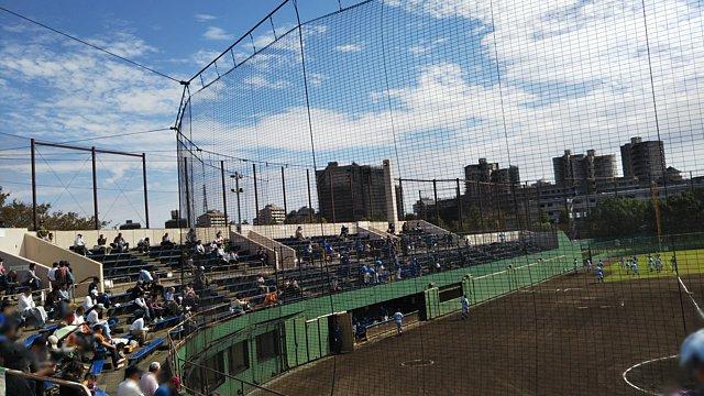 上柚木公園野球場