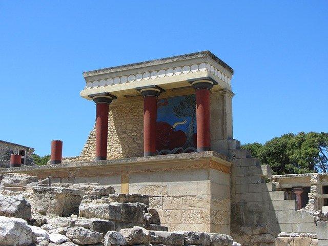 クレタ遺跡