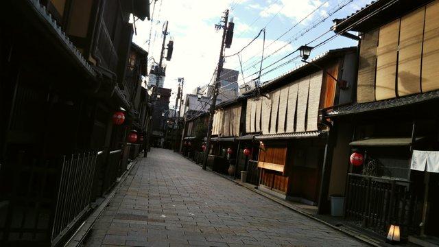 祇園新橋通り