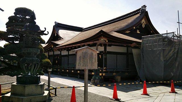 東寺大師堂