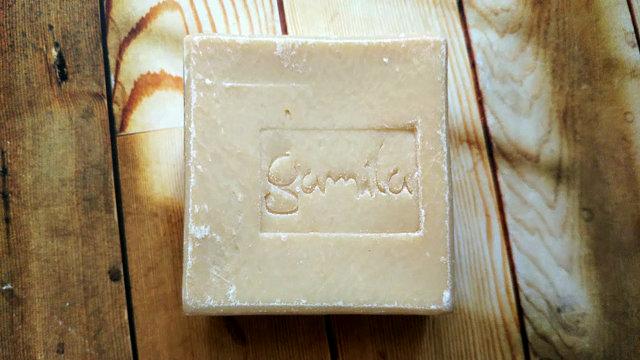 ガミラシークレットの石鹸