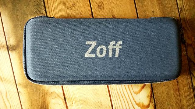 Zoffのメガネケース