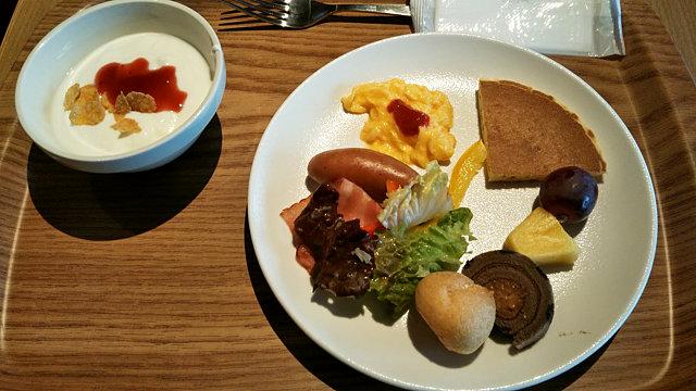東急ステイ飛騨高山朝食