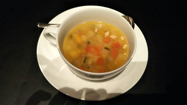 グリーンコートのスープ